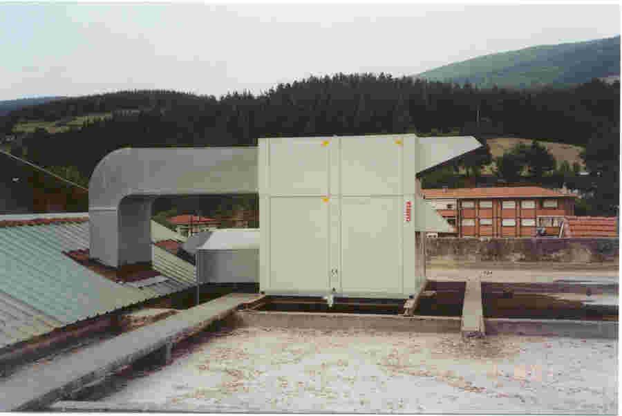 Climatizacion for Aire acondicionado aparato exterior